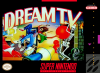 Dream TV Nintendo Super NES cover artwork