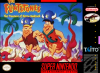 Flintstones, The - The Treasure of Sierra Madrock Nintendo Super NES cover artwork