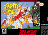 Frantic Flea Nintendo Super NES cover artwork