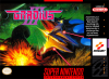 Gradius III Nintendo Super NES cover artwork