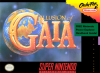 Illusion of Gaia Nintendo Super NES cover artwork