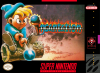 Incantation Nintendo Super NES cover artwork