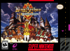 King Arthur & The Knights of Justice Nintendo Super NES cover artwork