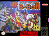 Looney Tunes B-Ball Nintendo Super NES cover artwork