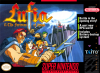 Lufia & The Fortress of Doom Nintendo Super NES cover artwork