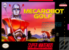 Mecarobot Golf Nintendo Super NES cover artwork