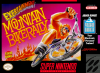Extertainment Mountain Bike Rally Nintendo Super NES cover artwork