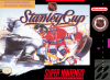 NHL Stanley Cup Nintendo Super NES cover artwork