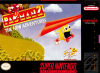 Pac-Man 2 - The New Adventures Nintendo Super NES cover artwork