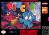 Pieces Nintendo Super NES cover artwork