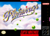 Pilotwings Nintendo Super NES cover artwork