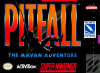 Pitfall - The Mayan Adventure Nintendo Super NES cover artwork