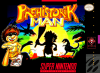 Prehistorik Man Nintendo Super NES cover artwork