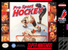 Pro Sport Hockey Nintendo Super NES cover artwork