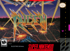 Raiden Trad Nintendo Super NES cover artwork