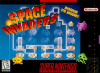 Space Invaders - The Original Game Nintendo Super NES cover artwork