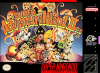Super Adventure Island II Nintendo Super NES cover artwork