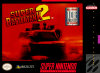 Super Battletank 2 Nintendo Super NES cover artwork