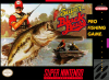 Super Black Bass Nintendo Super NES cover artwork