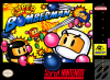 Super Bomberman Nintendo Super NES cover artwork