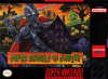 Super Ghouls'n Ghosts Nintendo Super NES cover artwork