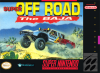 Super Off Road - The Baja Nintendo Super NES cover artwork
