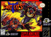 SWAT Kats - The Radical Squadron Nintendo Super NES cover artwork