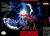 Terranigma Nintendo Super NES cover artwork