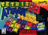 Tetris Attack Nintendo Super NES cover artwork