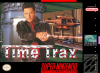 Time Trax Nintendo Super NES cover artwork