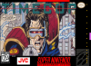 Timecop Nintendo Super NES cover artwork