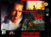 True Lies Nintendo Super NES cover artwork