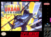 Urban Strike Nintendo Super NES cover artwork