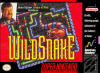 Wild Snake Nintendo Super NES cover artwork