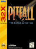 Pitfall - The Mayan Adventure Sega 32X cover artwork