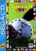 Championship Soccer '94 Sega CD cover artwork