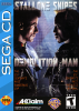 Demolition Man Sega CD cover artwork
