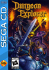 Dungeon Explorer Sega CD cover artwork