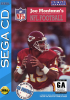 Joe Montana's NFL Football Sega CD cover artwork