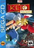 Keio Flying Squadron Sega CD cover artwork
