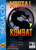 Mortal Kombat Sega CD cover artwork
