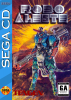 Robo Aleste Sega CD cover artwork
