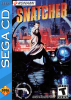 Snatcher Sega CD cover artwork