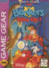 Bonkers Wax Up! Sega Game Gear cover artwork