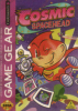 Cosmic Spacehead Sega Game Gear cover artwork