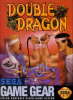 Double Dragon Sega Game Gear cover artwork