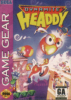 Dynamite Headdy Sega Game Gear cover artwork