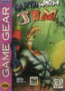 Earthworm Jim Sega Game Gear cover artwork