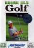 Ernie Els Golf Sega Game Gear cover artwork