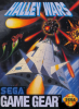 Halley Wars Sega Game Gear cover artwork